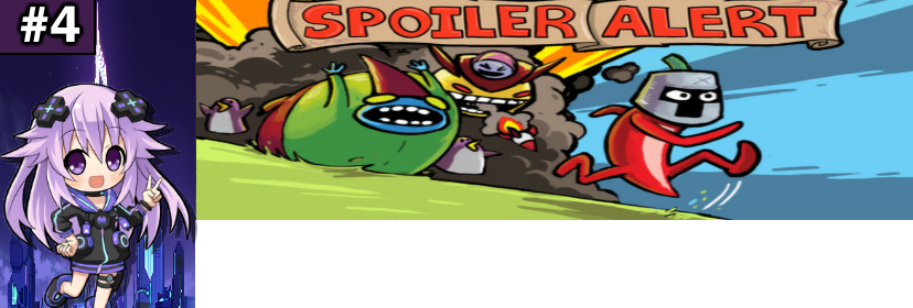 Banner Spoiler Alert
