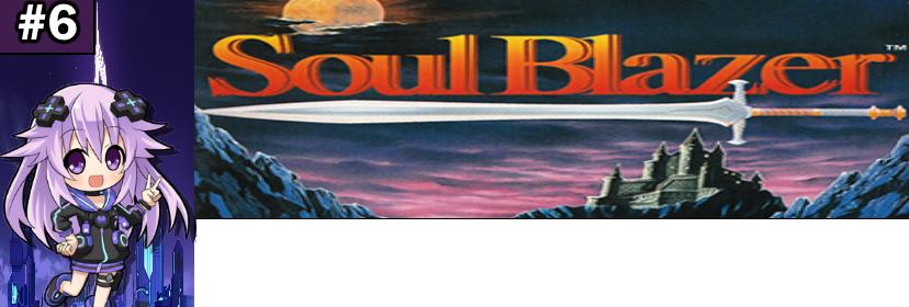 Banner Soul Blazer