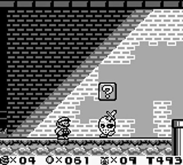 Super Mario Land 2 Jason Voorhees