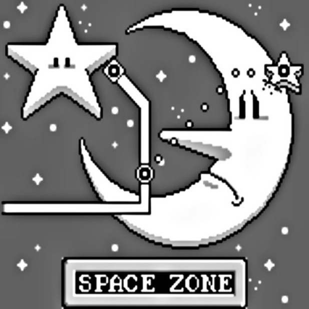 Super Mario Land 2 Space Zone