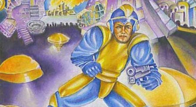 Mega Man 1 boxart