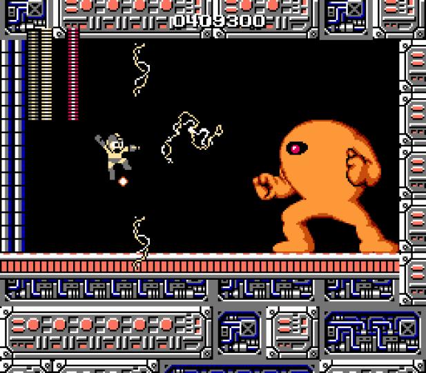 Mega Man 1 Yellow Devil