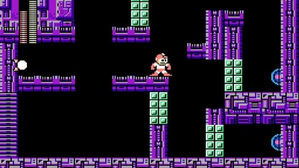 Mega Man 2 Boobeam Trap