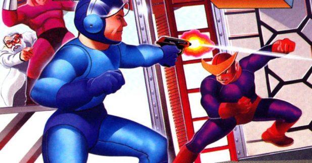 Mega Man 2 boxart