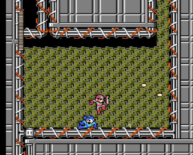 Mega Man 3 Break Man