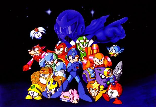 Mega Man 5 Robot Masters