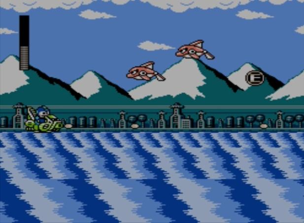 Mega Man 5 Wave Man