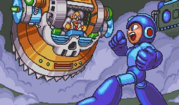 Mega Man 7 Wily Robot 6