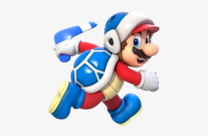 Boomerang Mario Super Mario 3D Land