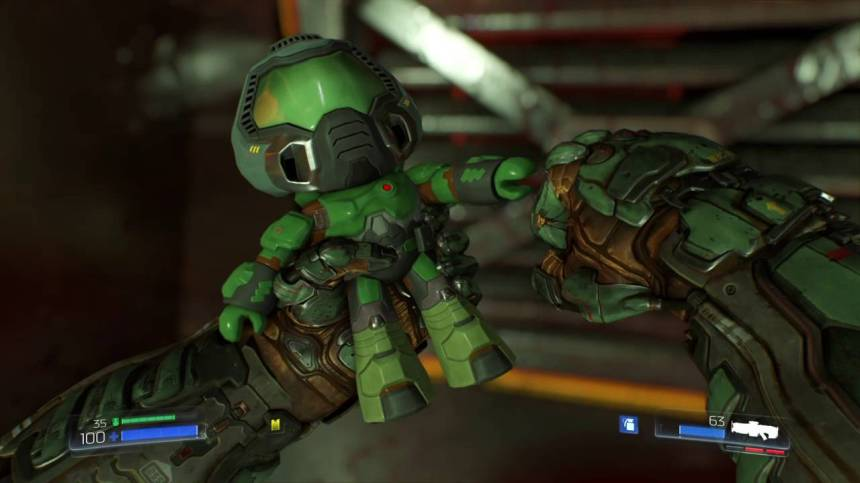 Doom collectable