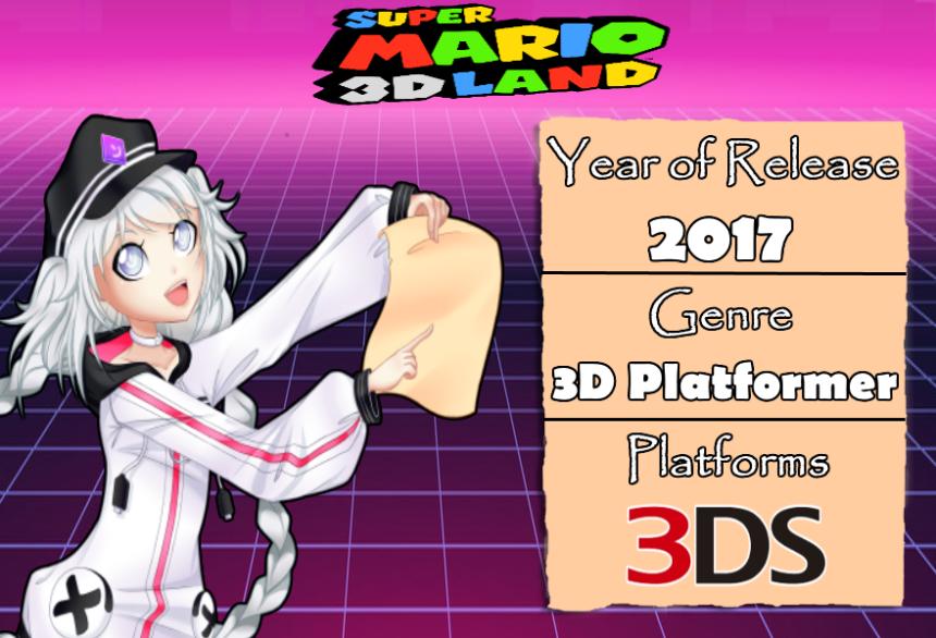 GameDescription Super Mario 3D Land