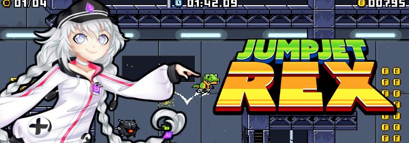Banner JumpJet Rex