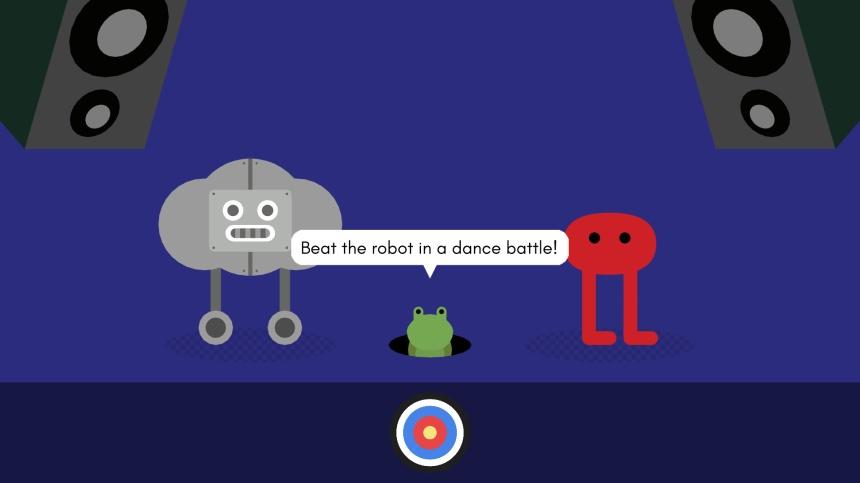 Pikuniku dance battle
