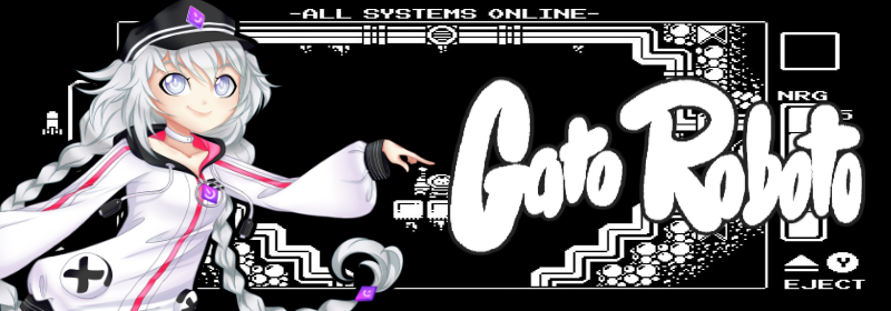 Banner Gato Roboto