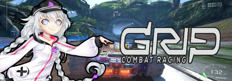 Banner Grip Combat Racing