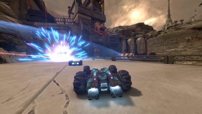 Grip Combat Racing Attack
