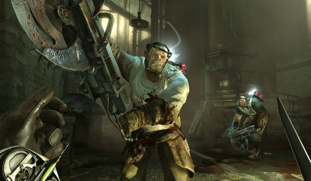 Dishonored DLC enemies