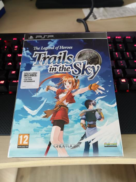 The Legend of Heroes: Trails in the Sky CE