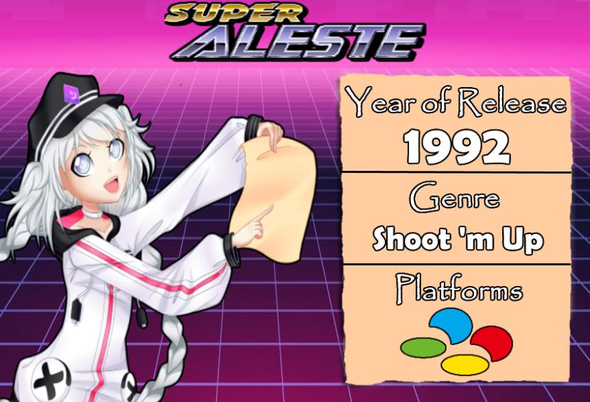 GameDescription Super Aleste