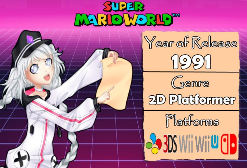 GameDescription Super Mario World