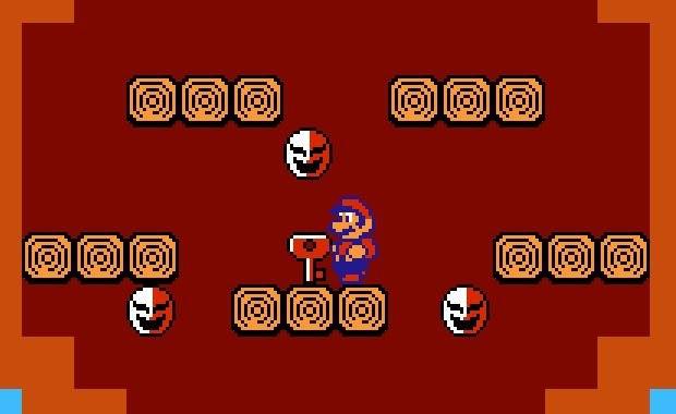 Super Mario Bros 2 Phanto
