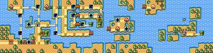 Super Mario Bros 3 Water Land