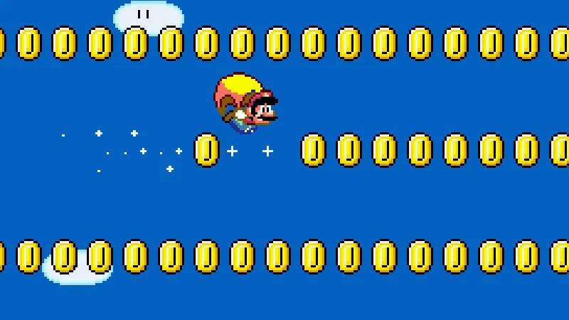 Super Mario World Cape