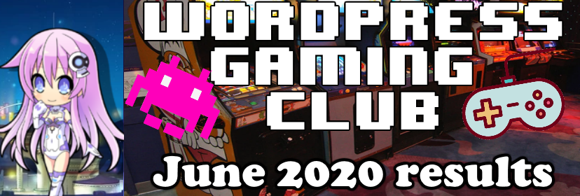 Wordpress Gaming Club June 2020 results