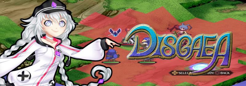 Banner Disgaea