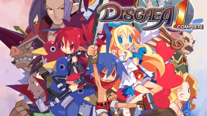 Disgaea Article Pic
