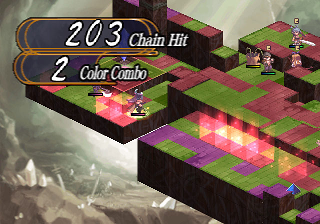 Disgaea Colour Combo