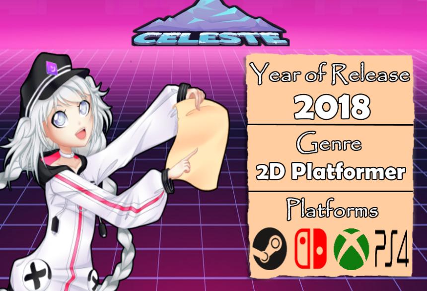 GameDescription Celeste