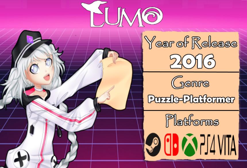 GameDescription Lumo