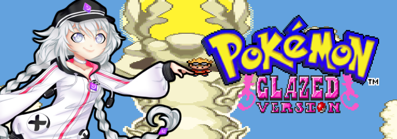 Banner Pokemon Glazed