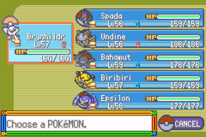 Pokemon Glazed My Team