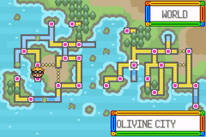 Pokemon Glazed Region