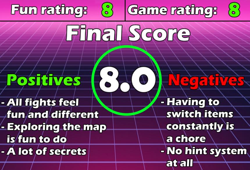 ReviewChart Bomberman Quest