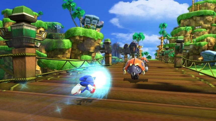 Sonic Boost Formula