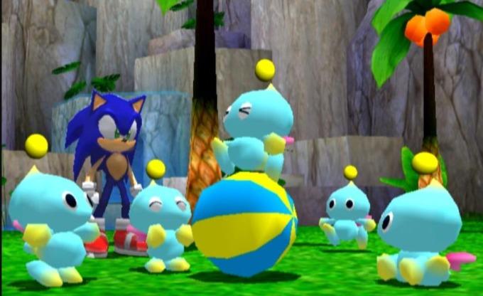 Sonic Chao Garden