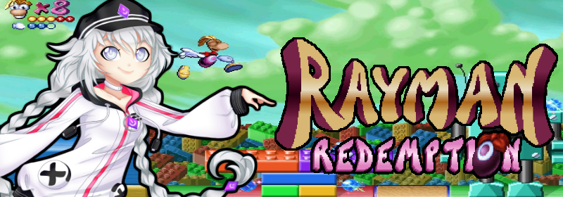 Banner Rayman Redemption