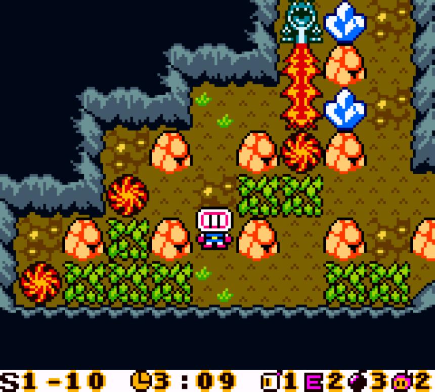 Bomberman Max Portals