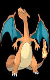 Pokemon Generation 1 Charizard