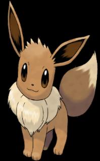 Pokemon Generation 1 Eevee