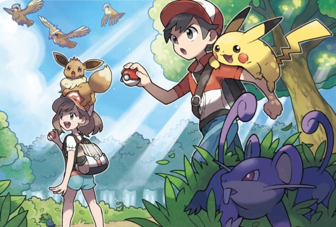 Pokemon Generation 1 picture
