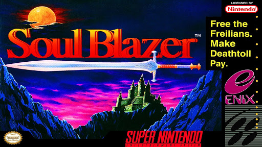 SoulBlazer